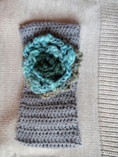 Cuello crochet