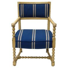 Check out this item at One Kings Lane! Barley-Twist Chair