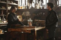 """Hook and Mr. Gold - 4 * 4 """"The Apprentice"""" #CaptainCrocodile"""