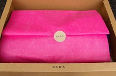 zara package