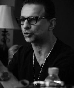 Dave Gahan of Depeche Mode