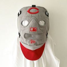Shin Murayama, Cincinnati Reds ECW Face Mask, 2016, for DSML Pittsburg and Atlanta versions are also available at their new Haymarket location.