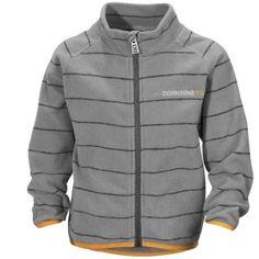 Didriksons Monte Kids Patterned Jacket Metal Stream from www.nipperskipper.co.uk