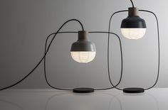 柒木設計一盞東西桌燈