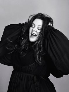 "Melissa McCarthy Says Malls ""Segregate"" Plus-Size Women's Clothing Stores, but ""People Don't Stop at Size 12""  Melissa McCarthy"