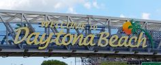 """The seaside town of Daytona Beach on Florida's east coast is an American original. Louis Chevrolet and Ransom Olds put Daytona Beach on the map in the early 1900's when they raced their cars along the 23-mile stretch known as """"the world's most famous beach"""