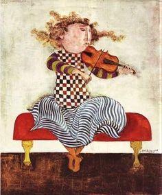 Graciela Rodo Boulanger ( 1935 ) - One of my most favorite prints.