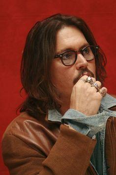 Johnny Depp 02-14-2011
