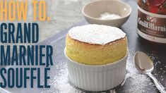 Cake Recipes, Dessert Recipes, Desserts, Souffle Recipes Easy, Grand Marnier, French Food, Lunches And Dinners, Food Videos, Easy Meals