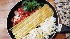 One pan pasta & cookie : Cuisinez dans une poêle !