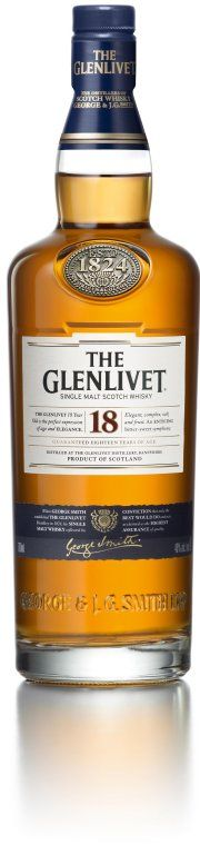 The Glenlivet 18 - If you ever go to Marfa, TX - take this champ with you.  It pairs perfectly.
