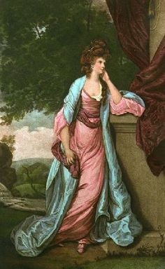 Lady Louisa Manners. 1779. Painted by Joshua Reynolds.