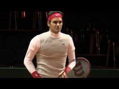 Le retour de Roger Federer réjouit toute la planète Tennis (vidéo) - http://www.actusports.fr/124925/le-retour-de-roger-federer-rejouit-toute-la-planete-tennis-video/