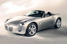 Pontiac Solstice - again, no longer available, would have to buy used