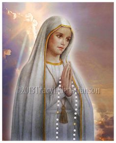 Our Lady of Fatima Virgin Mary