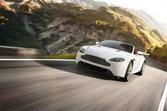 2018-2019 Aston Martin V8 Vantage — the new coupe and convertible from 2018-2019 Aston Martin