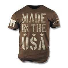 Grunt Style Made In The USA T-Shirt - XL