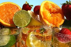 Discussion of Non-alcoholic Mixed Drink and Food Pairings