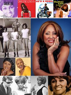 """Darlene Love (née Wright; born July 26, 1941) is an American popular music singer and actress. She began working with Phil Spector in 1962, singing the uncredited lead vocals on The Crystals' #1 hit, """"He's A Rebel"""". Her tracks on Spector's celebrated Christmas album in 1963 have become holiday favorites. With The Blossoms, Love also sang backing vocals on many of the biggest hits of the 1960s. The Blossoms appeared weekly on the 60s TV show, Shindig, and were part of Elvis' '68 Comeback…"""