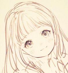 Anime Drawings Sketches, Anime Sketch, Art Drawings, Anime Art Girl, Manga Art, Pretty Art, Cute Art, Amazing Drawings, Human Art