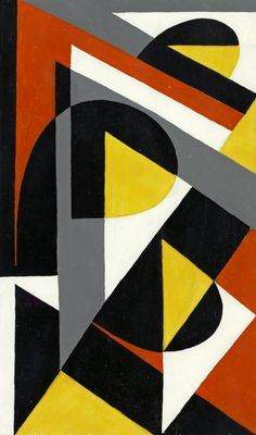 Lars Gunnar Nordstrom-yellow-gray-oil