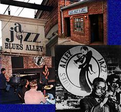 One of the BEST nights ever! Blues Alley - Washington DC's Best Jazz Supper Club