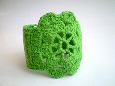 crochet braclet