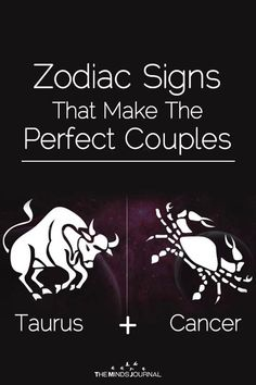 Some people believe in the power of astrology & here are 12 best couples according to zodiac signs Cancer Man Taurus Woman, Taurus Lover, Taurus And Cancer, Pisces, Aries Woman, Cancer Horoscope, Taurus Man, Cancer And Taurus Relationship, Taurus Relationships