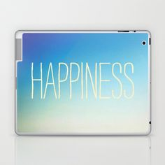 beachy happiness Laptop & iPad Skin by Taylor St. Claire - $25.00