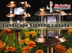 Landscape lighting Canada make your home unique. Landscape lights support to style home environment look attractive and more beautiful. It is imperative that you recognize the phases to take to stop any harm from happening to them. So let's come at Lighting Doctor for Landscape lighting Canada. For more details visit at:  http://www.lightingdoctor.ca