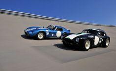AC Cobra CSX 2127 et Ac Cobra Daytona