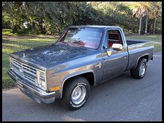1986 Chevrolet C10 Pickup 383ci/450 hp,TH350 Automatic