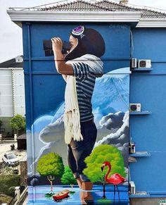 Smeetsbart street art