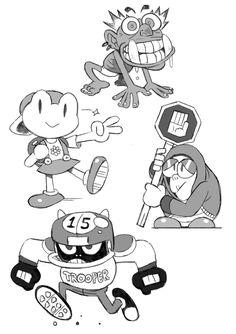 Matthieu Cousin - Kidz n' Cartoons! [From this]