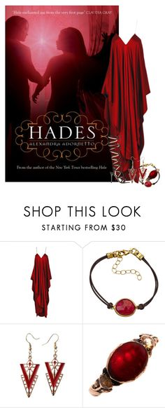 Hades - Alexandra Adornetto by ninette-f on Polyvore