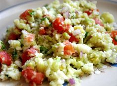 Quick & Easy Raw Rice Pilaf Recipe via Incredible Smoothies