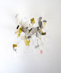 Silvia Cordero Vega - Calligraphy artist Wow! I really am inspired by her work!