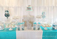 Paige's Baby Shower | CatchMyParty.com