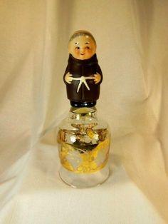 Vintage Set4 Goebel Hummel Figure Stem Wine Glasses Gold Etched Made W Germany Vintage Goebel