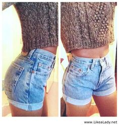 Cool jeans for girls