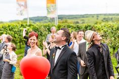 Wedding balloons, Photography by L&G images, Location wedding in Germany.