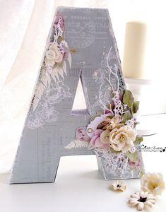 Здравствуйте, мои хорошие!   Сегодня мы с вами будем делать интерьерную букву. Это украшение уже давно вошло в моду. Их дарят на свадьбы,...