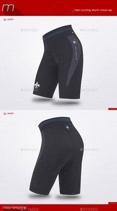 Men Cycling Shorts Mock-up | Download: http://graphicriver.net/item/men-cycling-shorts-mockup/9322290?ref=ksioks