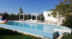Bezauberndes Ferienhaus in Ostuni - Puglia. Bungalows, Villa, Hotels, Outdoor Decor, Home Decor, Round House, Vacation Resorts, Beach Resorts, Campsite