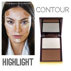Contour and highlight