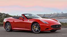Ferrari California Deportivo