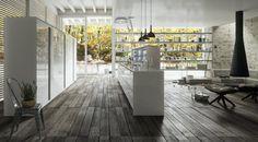 Valcucine: sustainable kitchens   New Logica System, Gabriele Centazzo, 2010    #designbest @valcucine  