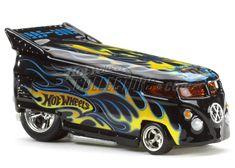 Treasure Hunt - Hot Wheels/Customized VW Drag Bus/TH