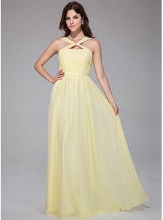 Evening Dresses - $146.99 - A-Line/Princess V-neck Floor-Length Chiffon Charmeuse Evening Dress With Ruffle  http://www.dressfirst.com/A-Line-Princess-V-Neck-Floor-Length-Chiffon-Charmeuse-Evening-Dress-With-Ruffle-017025692-g25692