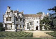 Athelhampton House, Puddletown, Dorset, England, a 15th-century manor house http://en.wikipedia.org/wiki/Athelhampton